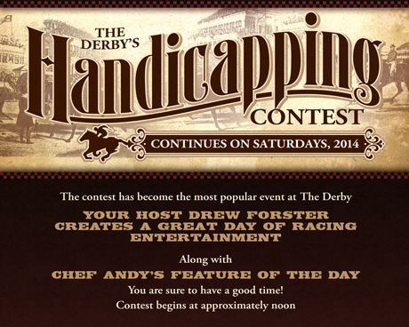 Handicapping Contest 2013