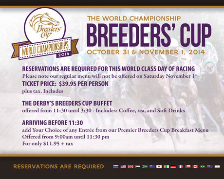 best online sports betting breeders cup 2015 ticket prices